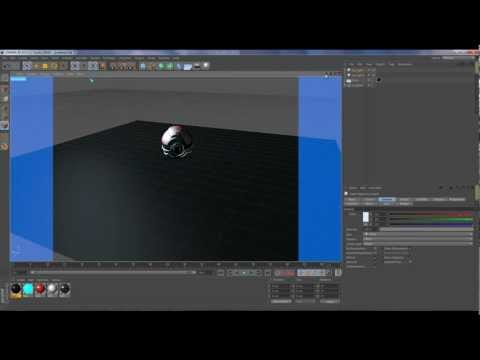 Adding Lighting To Are BAD!@# Pokeball In Cinema 4D Part 1