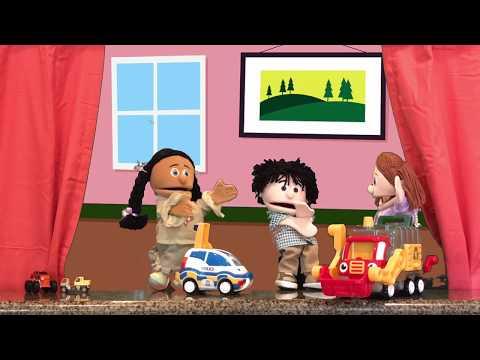 Toddler Hitting Learning Video