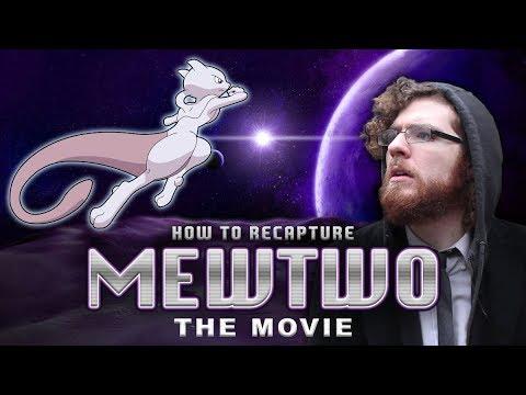 How To Recapture Mewtwo: The Movie (ft. Shofu & CrimsonCBad)