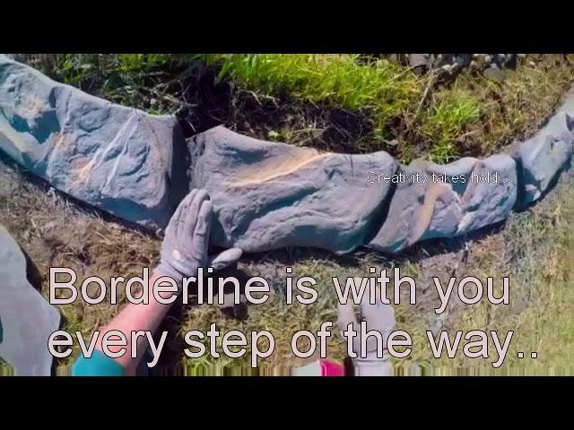 Landscape Curbing - www.curbuniversity.com - Borderlineusa.com
