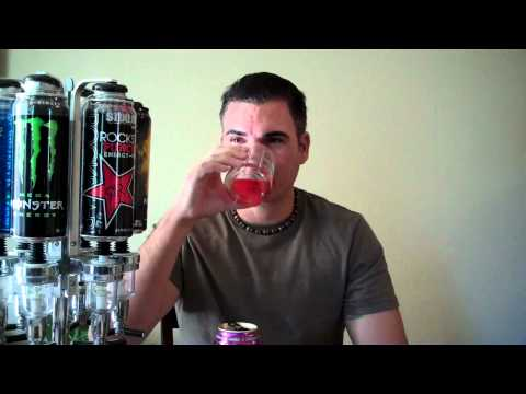 RockStar Energy Drinks (Purple Review)