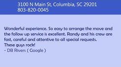 Soda City Movers   Reviews   Columbia, South Carolina