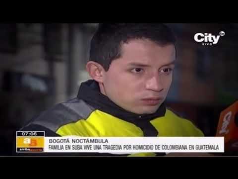 Familia pide ayuda a la Cancillería para repatriar cuerpo de familiar asesinada en Guatemala