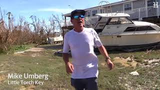 Residents of the lower Florida Keys recount when Hurricane Irma came