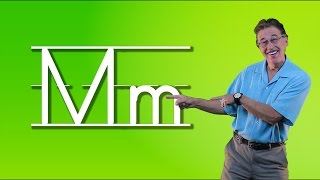 Learn The Letter M   Let's Learn About The Alphabet   Phonics Song For Kids   Jack Hartmann