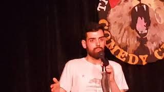 Ben's comedy (Women talk a lot) Piccadilly, London
