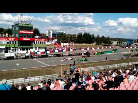 Masaryk Racing Days & BOSS GP  2018