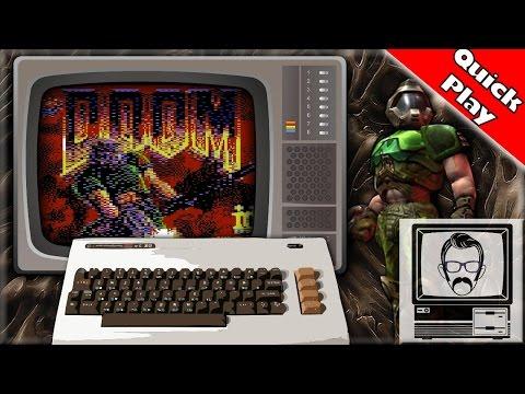 """""""DOOM"""" on the Vic20! [Quick Play]   Nostalgia Nerd"""