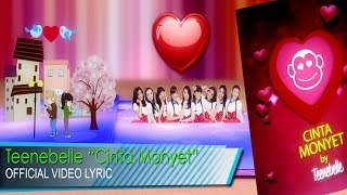 Teenebelle  Cinta Monyet  Lyric VIdeo Mp3 Gratis