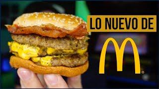 Pruebo la nueva Hamburguesa de McDonald's
