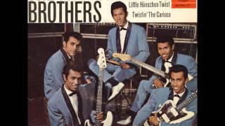 The Tielman Brothers - Java Guitars (1962)