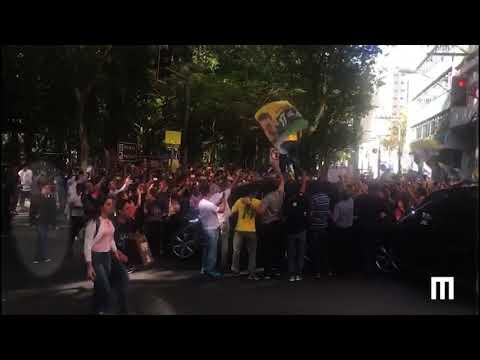 Novo vídeo mostra Adélio cercando Bolsonaro antes de atentado a faca 2