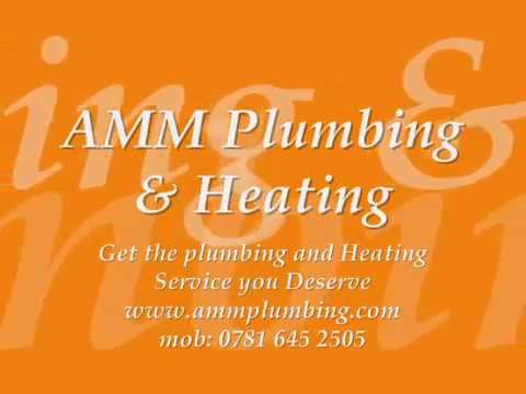 Plumber North London | AMM Plumbing & Heating