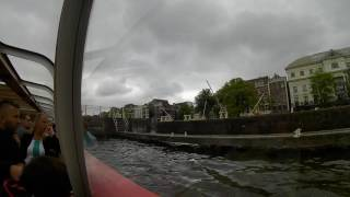 ISAW EDGE: Canal Cruise Amsterdam Part 4