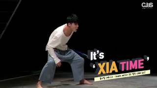 "It's XIA TIME!-12th ミュージカル""デスノート""ジュンス密着CAM EP.2"