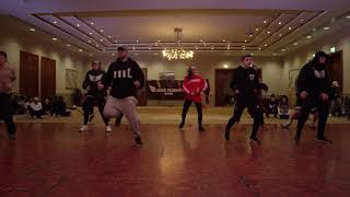 Luther Brown | Rolex - Ayo & Teo | Take Flight Halloween Intensive 2017 Video