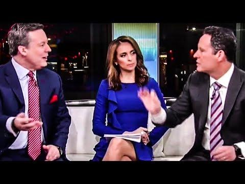 Brian Kilmeade SNAPS On Co-hosts For Defending Trump's Syria Decision