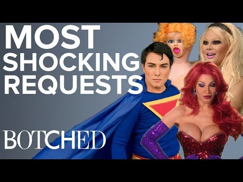 """""""Botched"""": Most Shocking Plastic Surgery Requests 