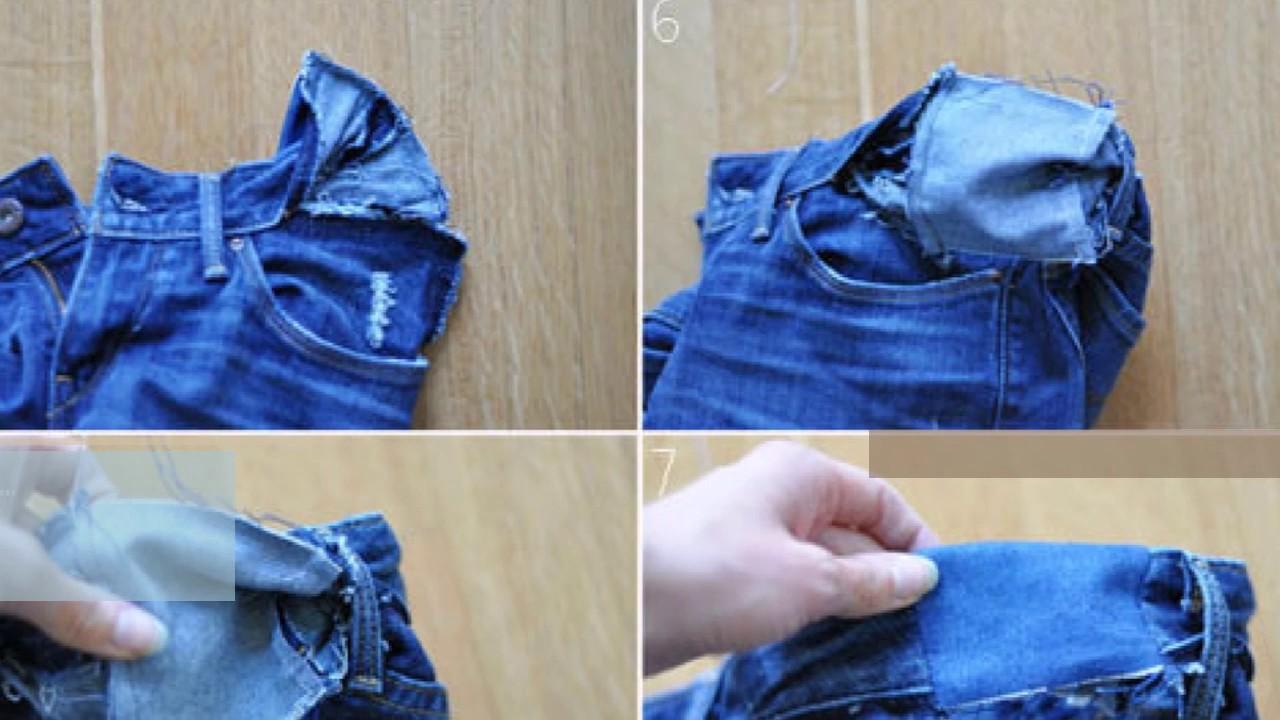 Mặc quần jeans cả đời mà không biết mẹo vàng làm giãn quần chật, thu chặt quần bị bai dão thì quá…