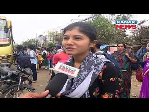 A day after Cyclone Fani: Public Reaction In Odisha