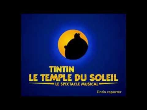 Tintin et le Temple du Soleil - Tintin reporter (Tintin et Milou)