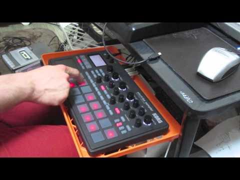 Part 2: Electribe Sampler Audio In piano sampling