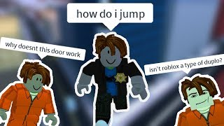 The People of Jailbreak (Roblox)