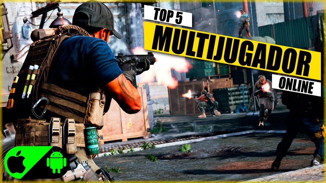 Top Android Mejores Juegos Online Multiplayer Para Android 2019