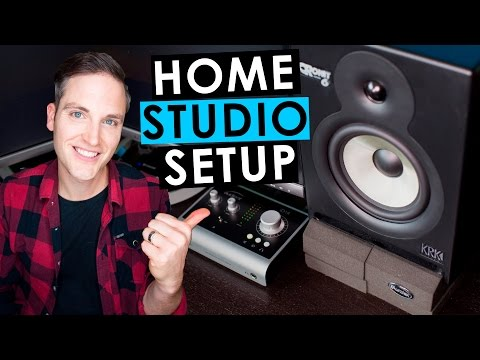 Best Home Studio Monitor Setup for Video Editing