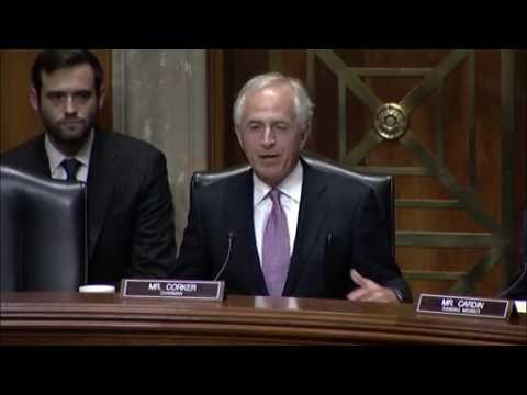 NATO w/ CC: 09-29-16. Senate Meeting - Regional Impact of the Syria/Russia Conflict.