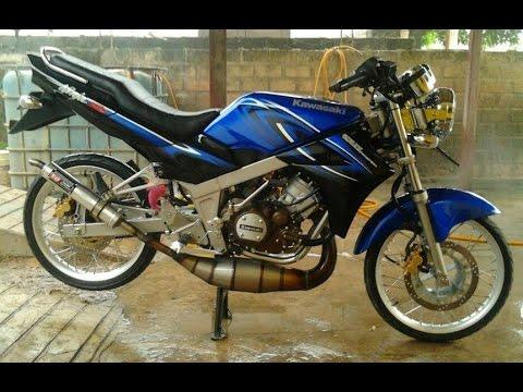 Motor Trend Modifikasi Video Modifikasi Motor Kawasaki Ninja R 150 Terbaru Youtube