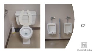 237: Free Methodist Church Men's Restroom