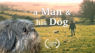 a man and his dog   short film