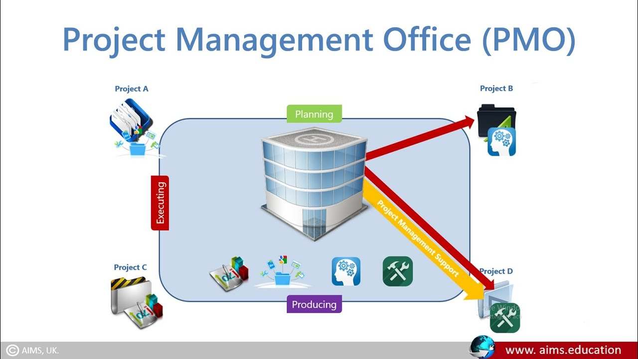 project management office structure diagram religion tree what is definition and pmo roles