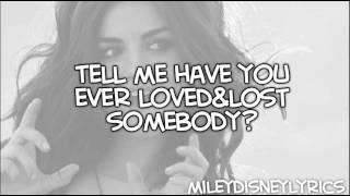 Have You Ever - Lucy Hale [Lyrics]