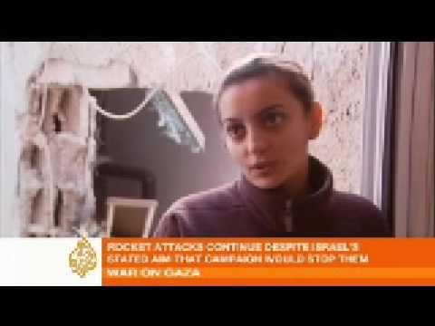 Red alert against rocket attacks in Sderot - 04 Jan 09