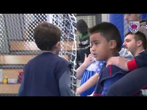 Sportivo Barracas - baby fútbol