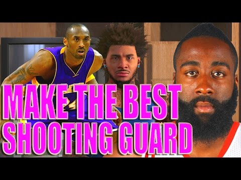 NBA 2K16 Tips/Tricks - Best SHOOTING GUARD Build | Create The Best Shooting Guard For MYPARK&PRO-AM