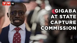 Former cabinet minister Malusi Gigaba continued with his testimony at the state capture commission on 21 June 2021. Gigaba explained how he knew the Gupta family, saying that he developed a friendship with Ajay Gupta. Gigaba also refuted the evidence given by his estranged wife Norma Mngoma, saying that it was untrue that he met with the Guptas as often as she stated.  #STATECAPTURE #MALUSIGIGABA