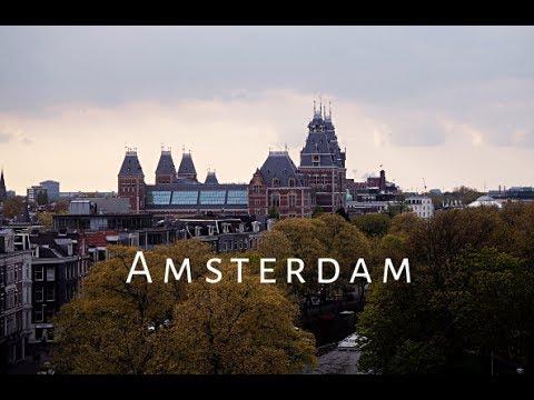 Amsterdam - Travel Vlog