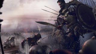 Total War: Rome II. Победный ролик в кампании «Ганнибал у ворот». (Римляне)