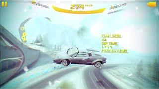 4 Flat Spins In One Jump - Lamborghini - Alps Reverse