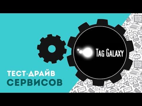 Как найти оригинальные изображения с помощью TagGalaxy