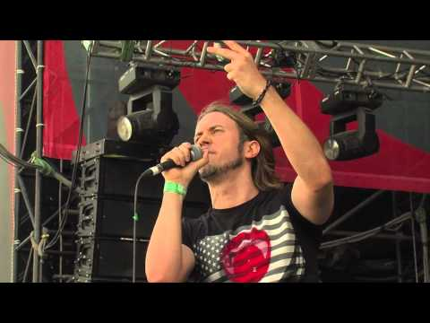 Viza Live - Everybody Wants Money @ Sziget 2012