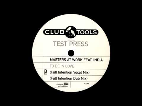 Masters At Work Ft India - To Be In Love (Vocal Mix)HQ