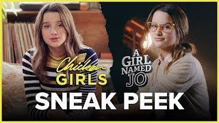 CHICKEN GIRLS & A GIRL NAMED JO | Sneak Peek