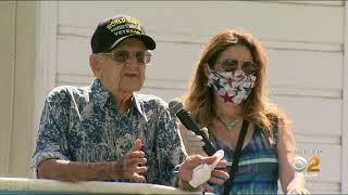 Veteran Stories - 105th Birthday wishes for WWII Vet Lt Col Sam Sachs