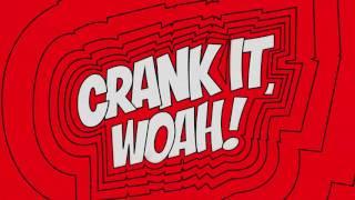 Kideko & George Kwali   Crank It Woah! feat  Nadia Rose & Sweetie Irie Offici