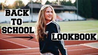 BACK TO SCHOOL LOOKBOOK! OUTFITS OF THE WEEK #OOTW