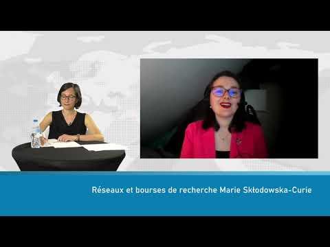 Réseaux et bourses de recherche Marie Skodowska-Curie